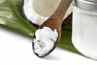 Spoonful of coconut oil