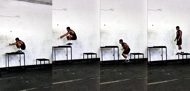 Fundamental Exercises for Athletes #1: Plyometrics