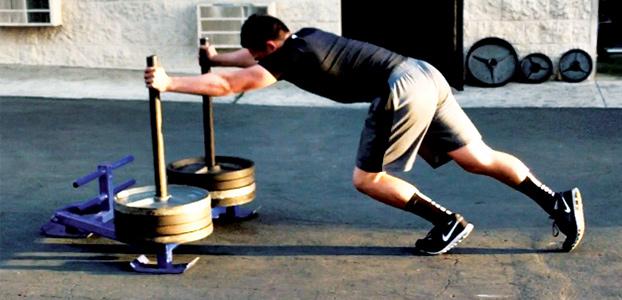 Fundamental Exercises for Atheletes #3: Sled