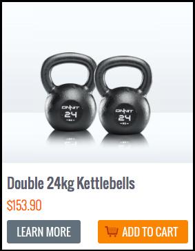 Onnit 24kg Kettlebells
