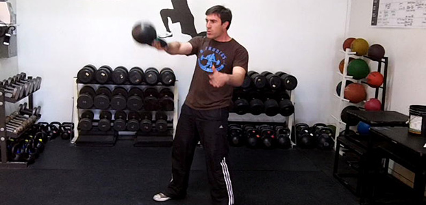 Incorporate kettlebells into your next strength program.