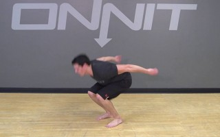 Bodyweight Jump Squat