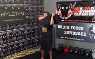 SANDBAG TRAINING ESSENTIALS WORKOUT