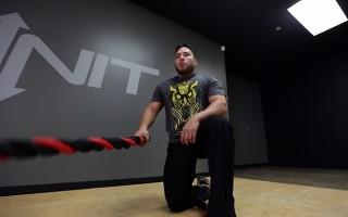 Battle Rope Warrior Fury Workout