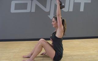 Kettlebell Core Strength Workout