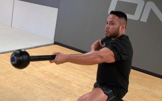 Steel Mace Rotational Strength Workout