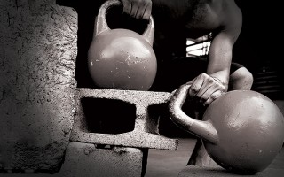 How to Progress to Extremely Heavy Kettlebells