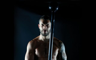 Barbarian Steel Mace Workout Plan