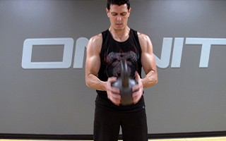 Kettlebell Workout: Kettlebell Crush Grip Strength Workout
