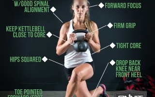 How to do the Kettlebell Dragon Squat