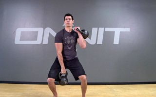 Intense DBL Kettlebell Workout