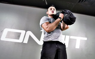 Sandbag Strength Overload Workout