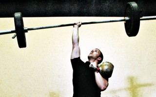 Slaying the Beast: How To Press a 48kg Kettlebell