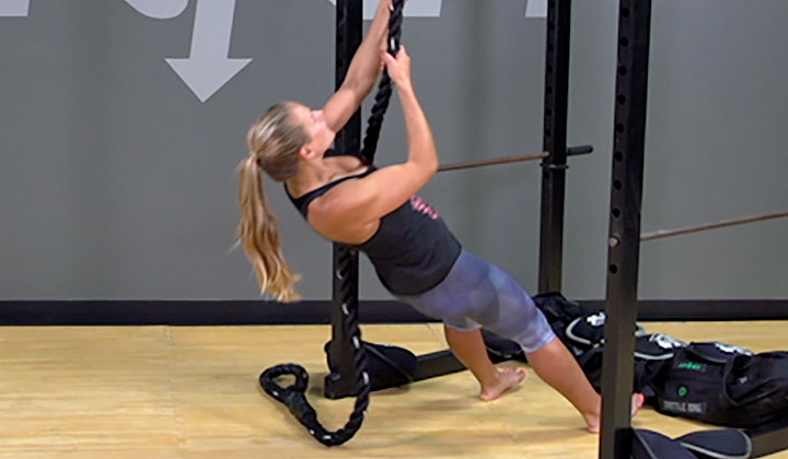 suspension exercise assisted rope climb onnit academy