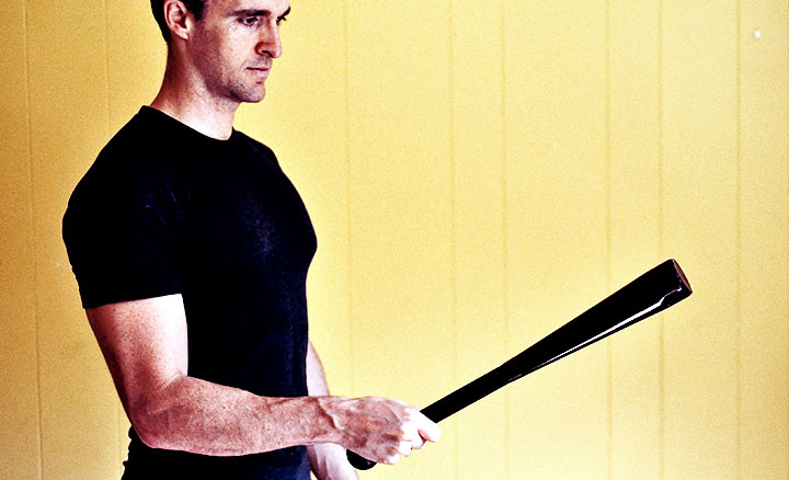 Your Grip Is Weak: 5 Steel Club Exercises to Enhance It