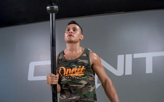Steel Mace MMA Conditioning Circuit