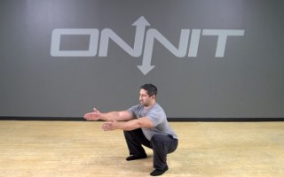 Bodyweight Exercise: Squat