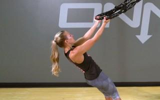 Suspension Exercise: Bicep Curl