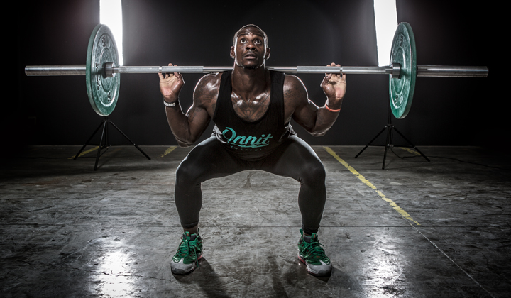 Raw Strength Barbell Workout