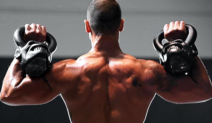 Total Body Barbarian Intensity Workout
