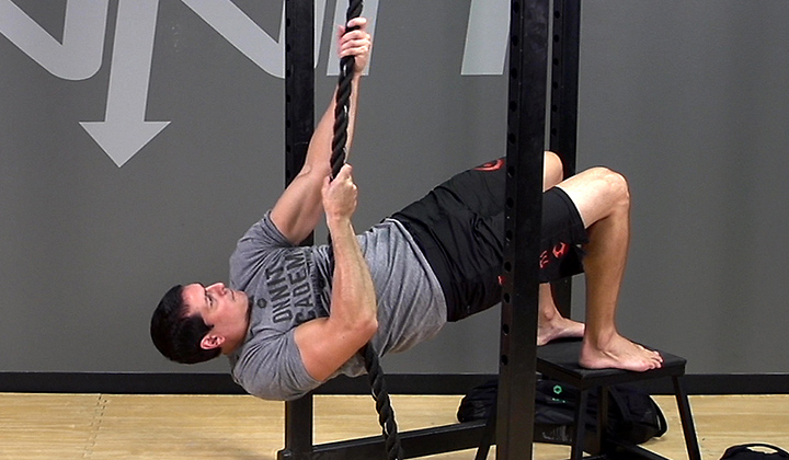 suspension exercise plank rope climb onnit academy
