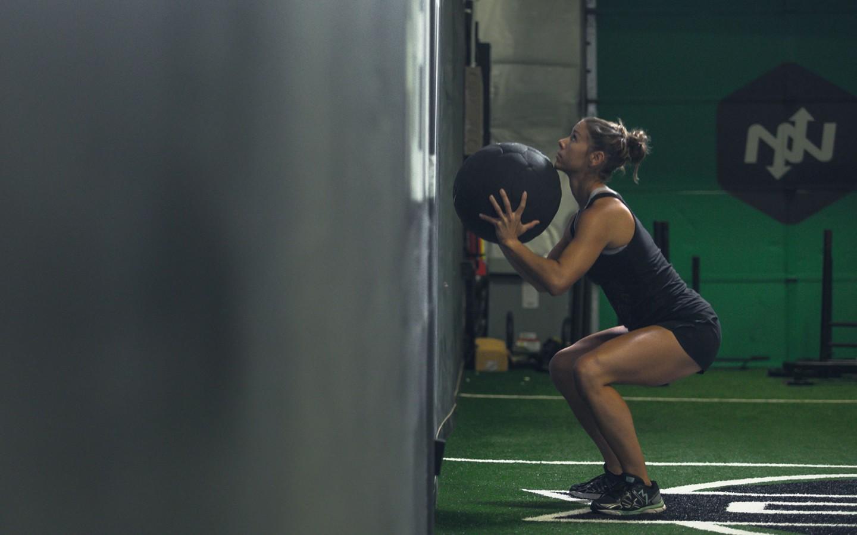 MMA Maximum Medicine Ball Conditioning Workout