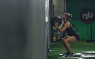 MMA Maximum Medicine Ball Conditioning Workout