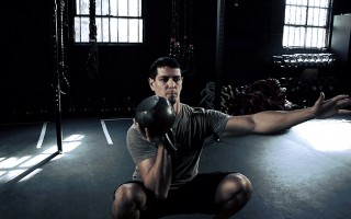 Kettlebell Palm Grip Workout