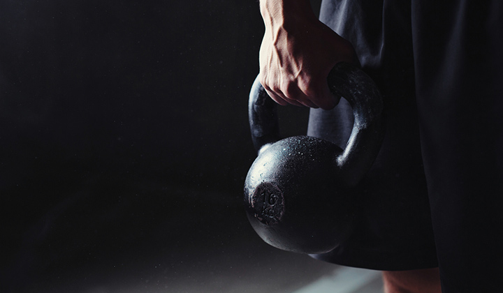 6 Kettlebell Exercises to Build Muscle