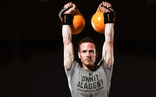 Ultimate Kettlebell Conditioning Finisher