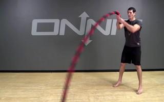 Tsunami Battle Rope Exercise