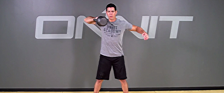 5 Kettlebell Workouts for Outdoor Athletes