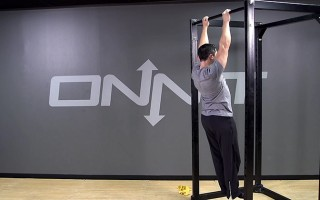 Scap Pull Up Movement Prep Pull
