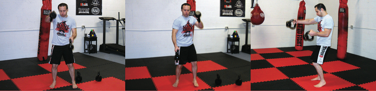 3 Crucial Kettlebell Exercises for Speed & Agility