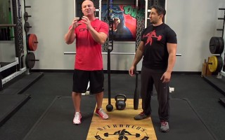 Joe Defranco explains how to pair barbells with unconventional training