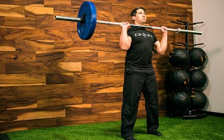 5 Offset Barbell Exercises That Prove You're Not Strong!