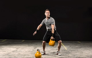3 Unique Kettlebell Exercises For Combative Athletes