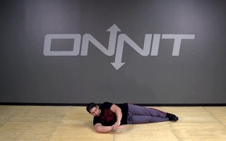 Wall Assisted External Rotation Molding Bodyweight Exercise