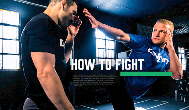 How to Fight: T.J. Dillashaw Demonstrates Round Kicks