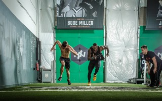 Team Sport Burst Workout