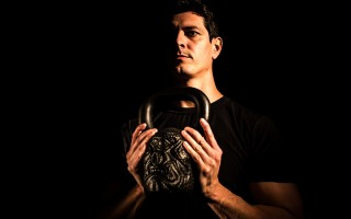 Monster Mass Double Cyclops Kettlebell Workout