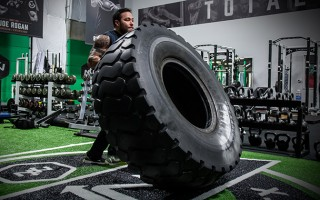 6 Steps to the Tire Flip for Strongman Training