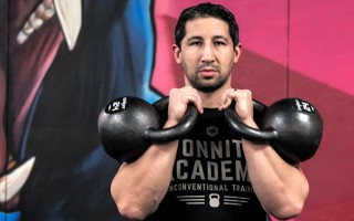Rites of Passage: Alternating Double Reverse Lunge
