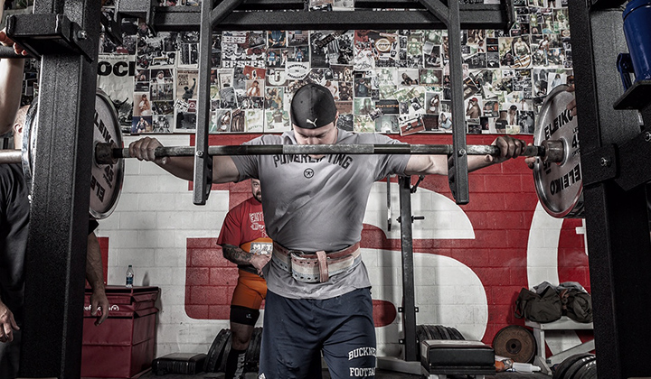 3 Cues to Consider when performing the Squat