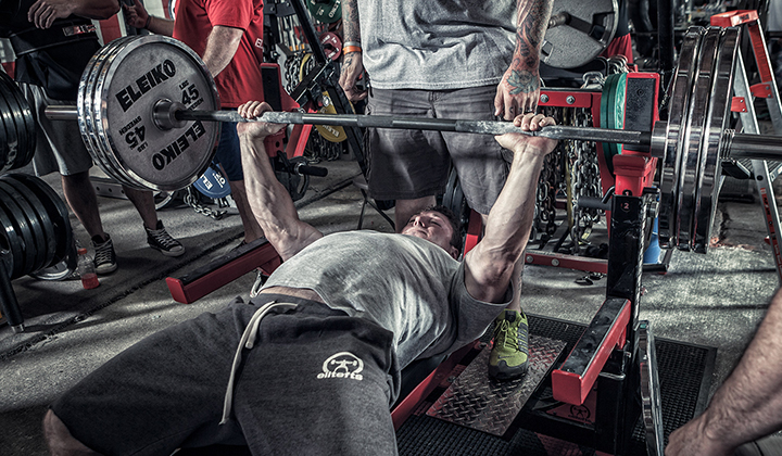 A Beginner's Guide to the Bench Press