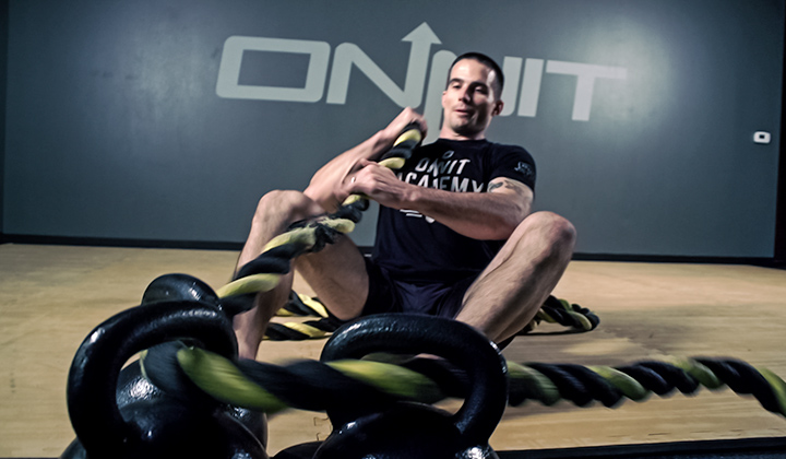 5 Battle Ropes Exercises You Have Never Tried