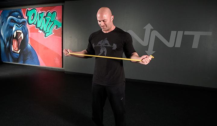 Defranco Fitness Tips: Mobility Bands vs. Strength Resistance Bands