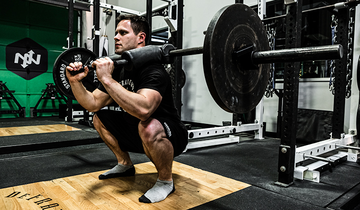 Strength Exercise #3: Back Squat