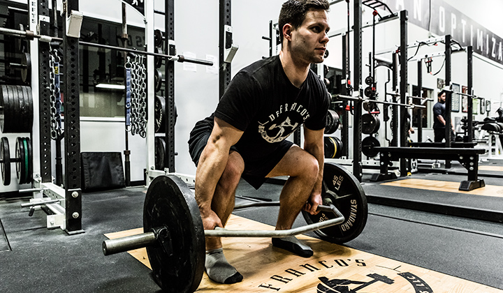 Strength Exercise #5: Deadlift