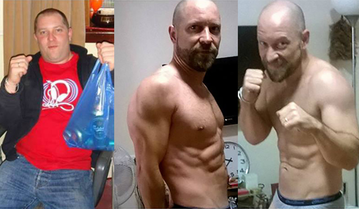 How to Lose Belly fat with this Onnit Transformation
